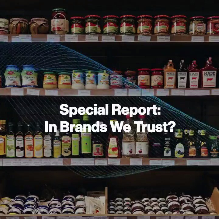 What can brands do to earn the trust of more consumers? edl.mn/2XcS9F7 #TrustBarometer