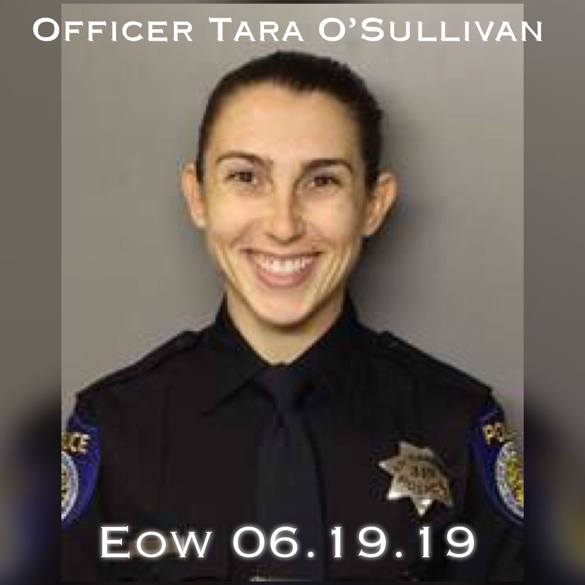 @SacPolice's photo on Officer Tara O'Sullivan