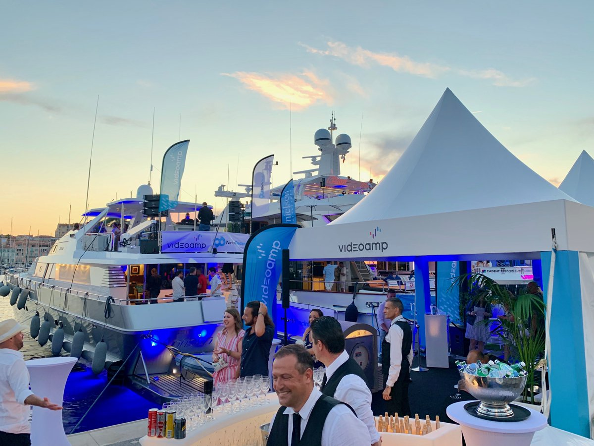 Party night at Cannes Lions! #CannesLions #Cannes2019 #CannesLions2019
