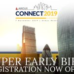 Image for the Tweet beginning: ARGUS Connect 2019 - Super