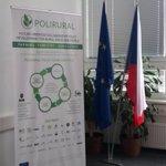 Image for the Tweet beginning: Horizon-projekti PoliRuralin aloituskokous on käynnissä