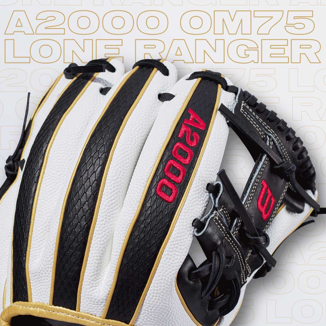LIKE and RETWEET for a chance to win our LAST A2000 OM75, a one-of-a-kind glove designed specifically for #WBEOmaha.