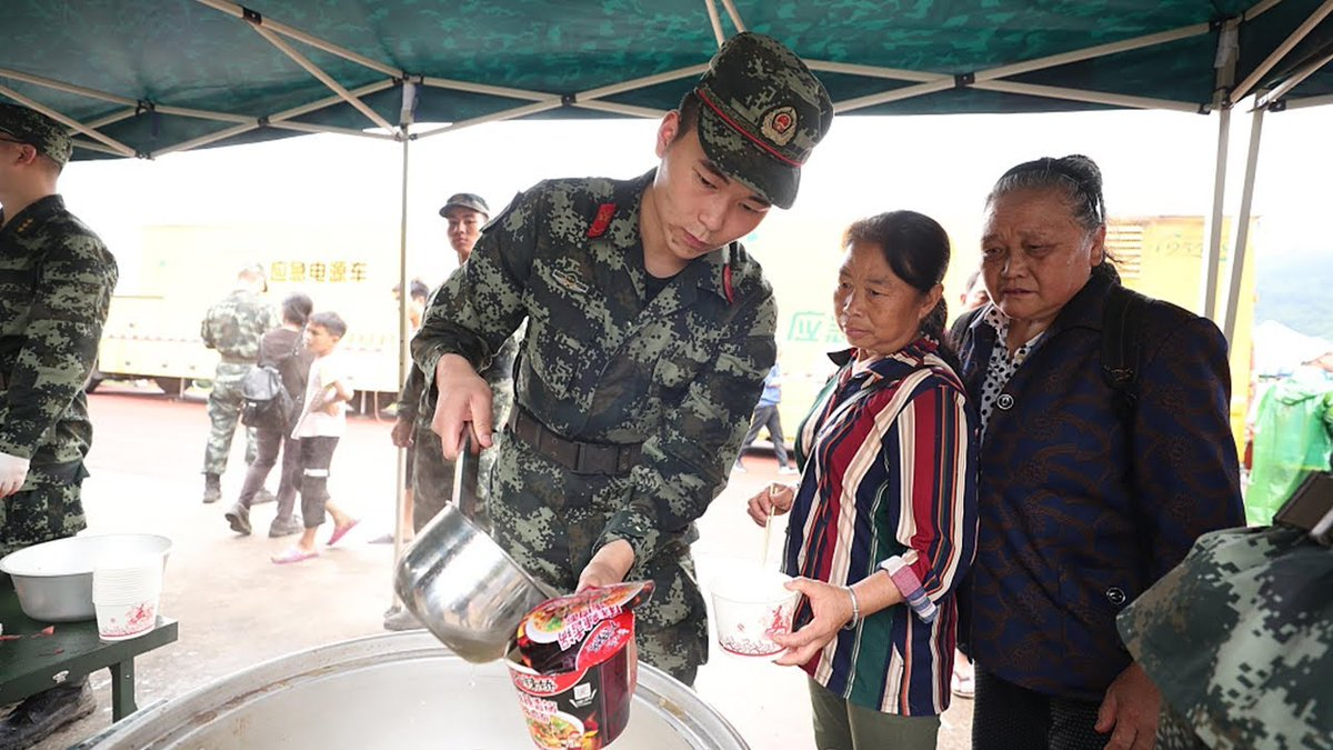 Resettlement, disease prevention conducted in quake-hit SW China