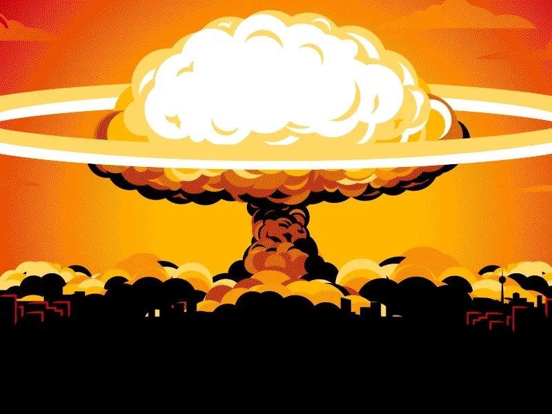 Прикольные картинки про взрывы
