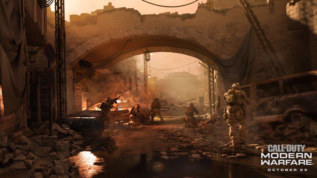 "CoD:MW: マルチプレイヤーにスペシャリストや特殊アビリティはなし、銃をカスタマイズする「ガンベンチ」登場、今作はひたすら""リアル""を追求 #ModernWarfare"