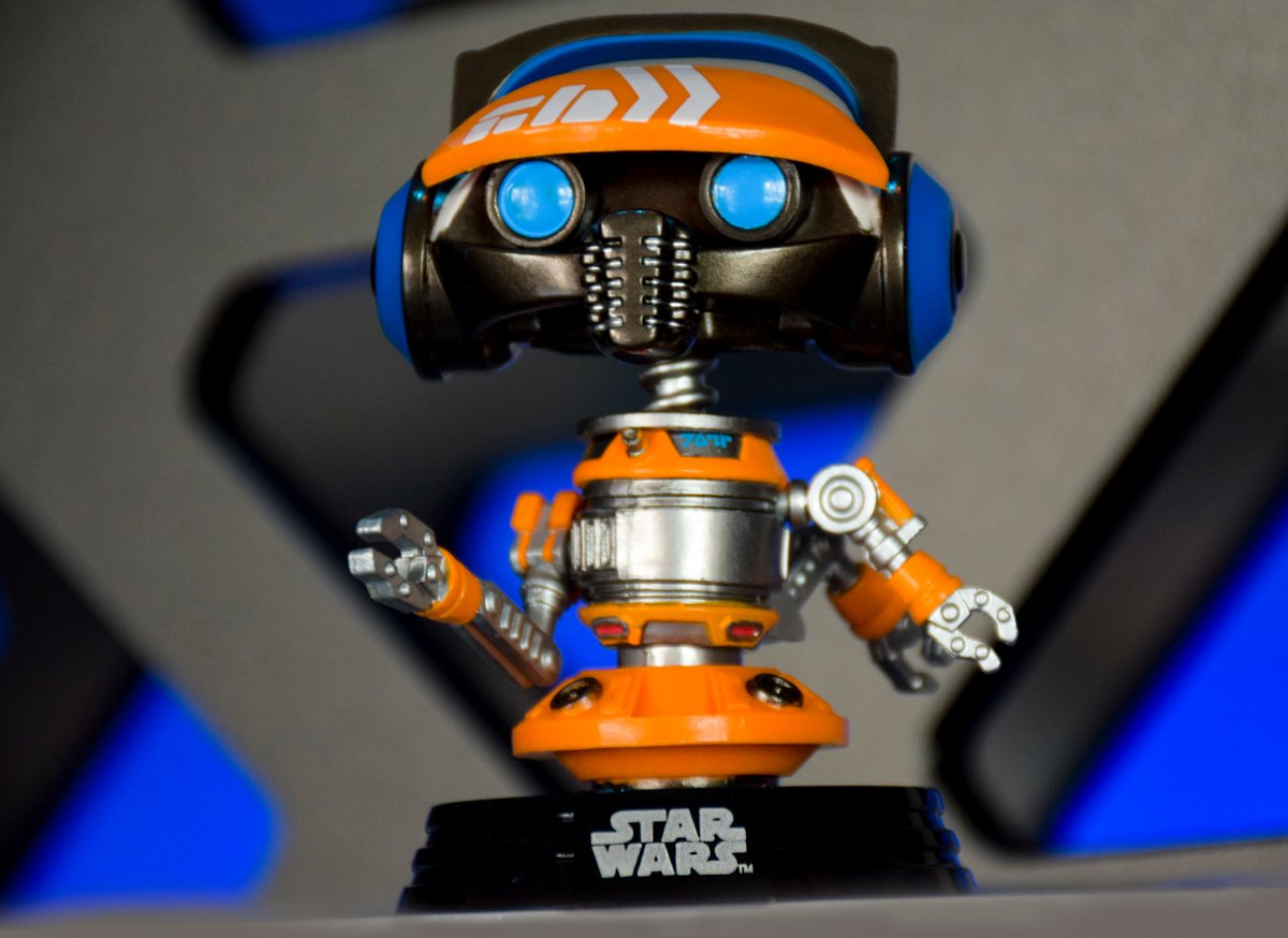 This Disney Parks Exclusive DJ R3X Funko Pop! is NOW available at select locations around the #Disneyland Resort! (Purchase limits apply. Available while supplies last.)