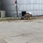 Image for the Tweet beginning: The #DryerMove project at #VeronaAgCenter