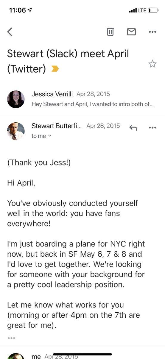 April Underwood on Twitter: