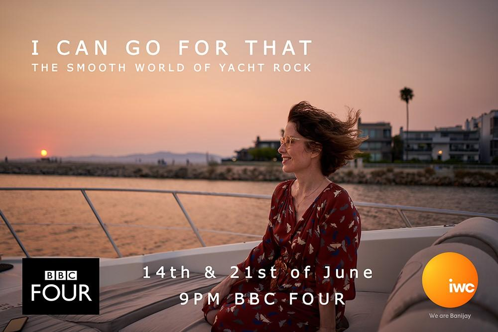 With a sea breeze in your hair (and in your highball glass, courtesy of your home drinks trolley), settle in for part 2 of my overview of #YachtRock, Friday night 9pm @BBCFOUR. I Can Go For That: The Smooth World of Yacht Rock #mellow