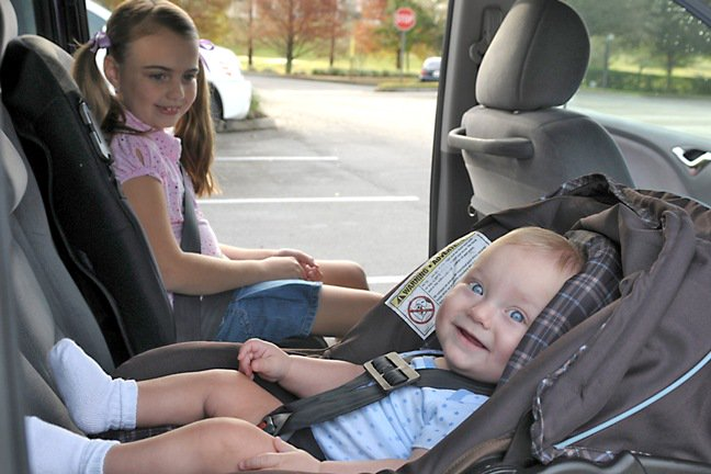 You might want to know this: There's an update to #carseat regulations bit.ly/2XoGPFS