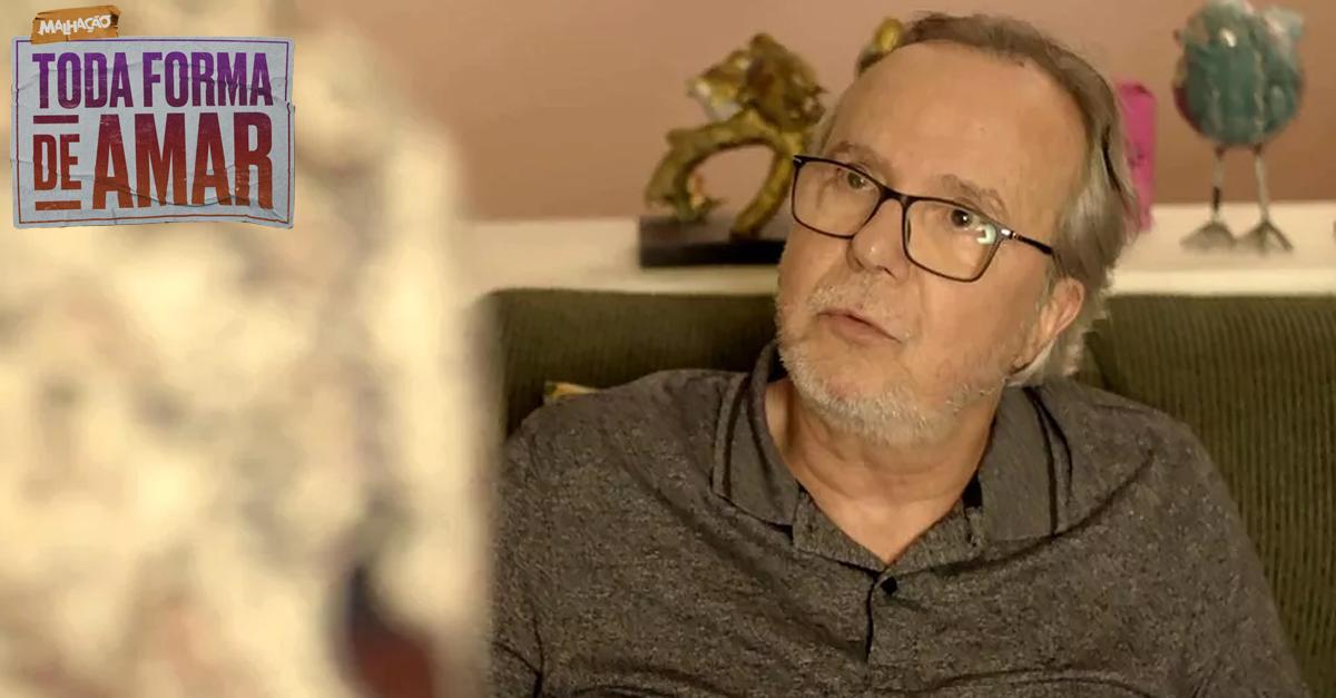 César conta a Vânia sobre decisão radical de Karina https://glo.bo/2MWEgGV A mãe de Jaque vai ficar como: 😱#TodaFormaDeAmar #Malhação