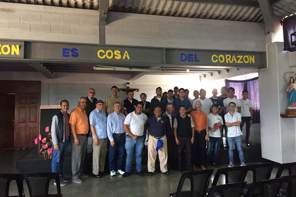 Guatemala - IX edition of Salesian Coadjutor Days  https://t.co/xqQ4O0YyeC https://t.co/8wk5xiZDpF