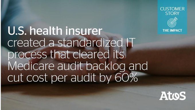 Scalable MOOP audit process pays the payer! U.S. health insurer saved $1.3M from an...