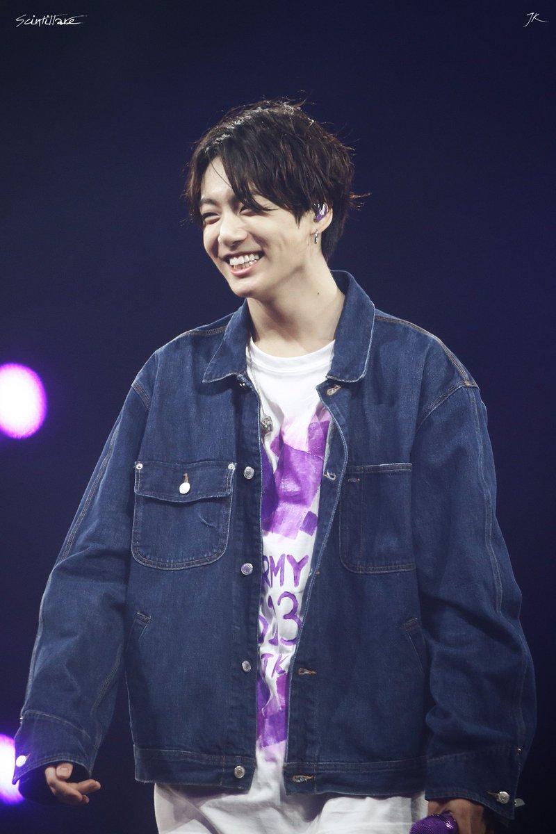 RT @Scintillare_JK: Smile... When you smile.. #전정국 #정국 #JUNGKOOK #JK #BTS #방탄소년단 https://t.co/w6fdXAQAbv