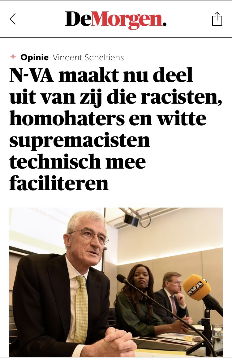 @PGKroeger @fvdemocratie Dat is ook de media hier in België niet ontgaan...