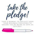 Share this pledge at your next sales meeting!  https://t.co/gGpxMFH2UR  💗📝