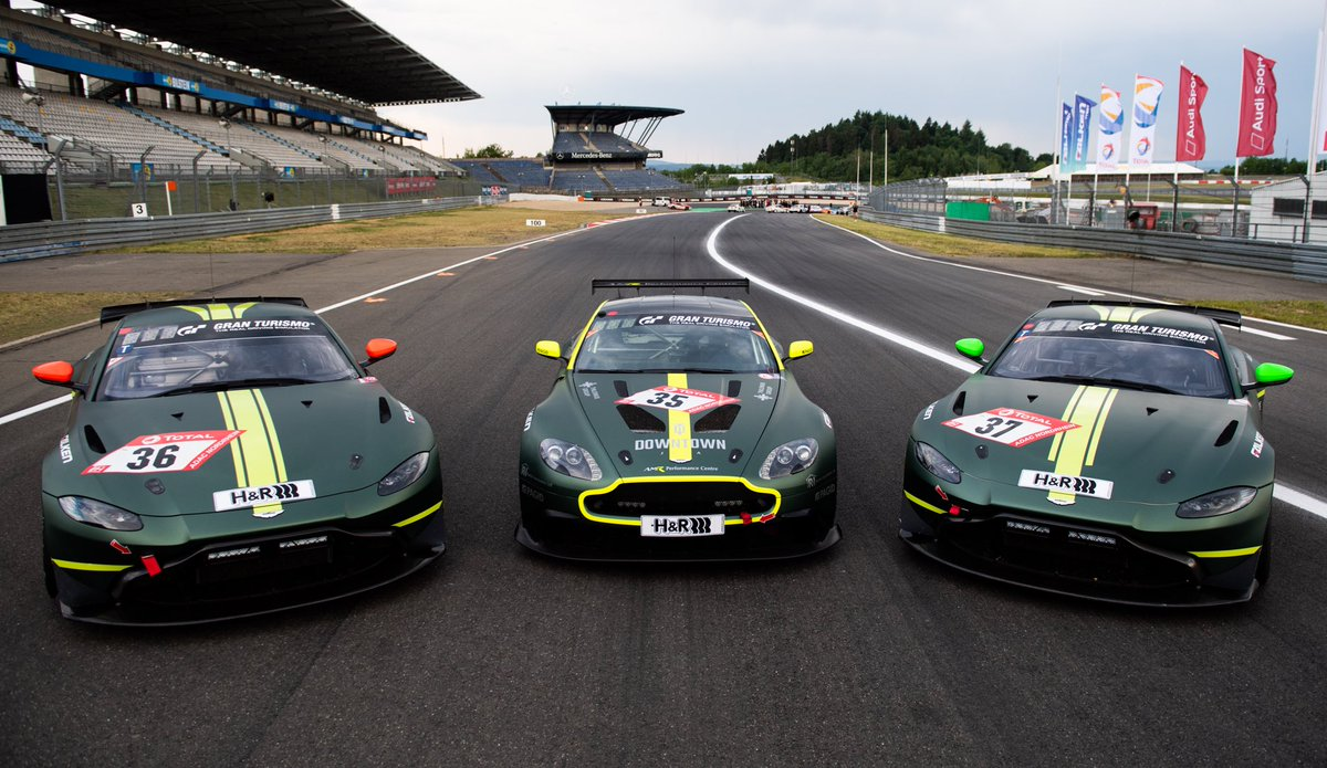 Aston martin takes on its second 24 hour race in as many weekends as it returns to the adac total 24 hours read more https bit ly 2y8koxf