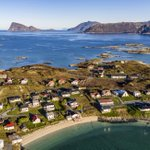 Image for the Tweet beginning: A Norwegian island is agitating