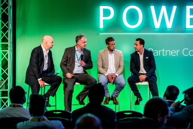At #PowerUpPartners19 partners were able to learn about @Atos  Advance 2021...