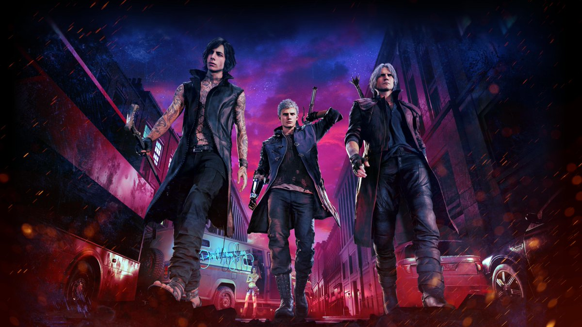 #DevilMayCry5 #PS4share