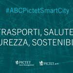 Image for the Tweet beginning: #ABCPictetSmartCity 📝 | Il binomio