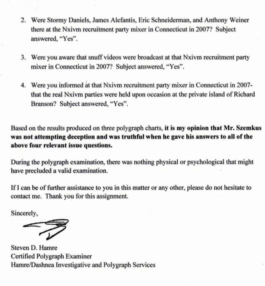 Wow this is bombshell....look at the connected names.......Weiner....Stormy....Alefantis(comet Ping Pong owner)....Sniederman(convicted of child porn).....still think pedog#te is a conspiracy theory?