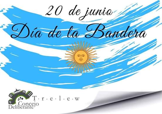 Este día se honra al creador de la bandera nacional Manuel Belgrano, quien el 20 de junio de 1820 en Buenos Aires pasó a la inmortalidad. La bandera fue creada el 27 de febrero de 1812, durante la gesta por la Independencia de las Provincias Unidas del Río de la Plata.