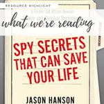 Fantastic resource for ways to keep you safe in all aspects of your life!  📖💗