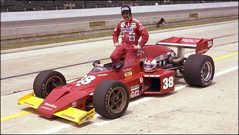 338 days til 104th Greatest Spectacle in Racing @IMS #Indianapolis500 #Indy500 #IsItMayYet 1977 #38 #Formula1 veteran Clay Regazzoni 🇨🇭 finished 30th. Countdown to Raceday, Every Day by Following. @JaseKM1 @Lisa_Hoagland @johnnyherbertf1 @JennieGow @KevinLee23 @IndyOreo @indy44
