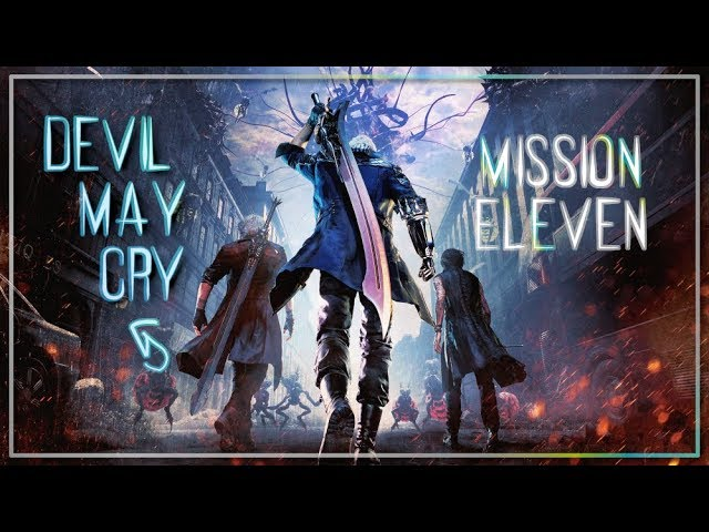 In this mission we defeat a commander, save Trish from inside of a demon, and see Dante make a comeback!  https://www.youtube.com/watch?v=RKepZYuprYY…  #DevilMayCry5 #LetsPlay #girlgamers