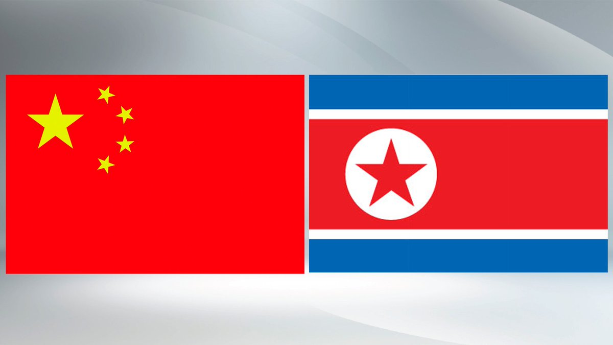 Xi, Kim hold talks in Pyongyang #XiJinping #XiVisit #DPRK https://bit.ly/2WU3n1F