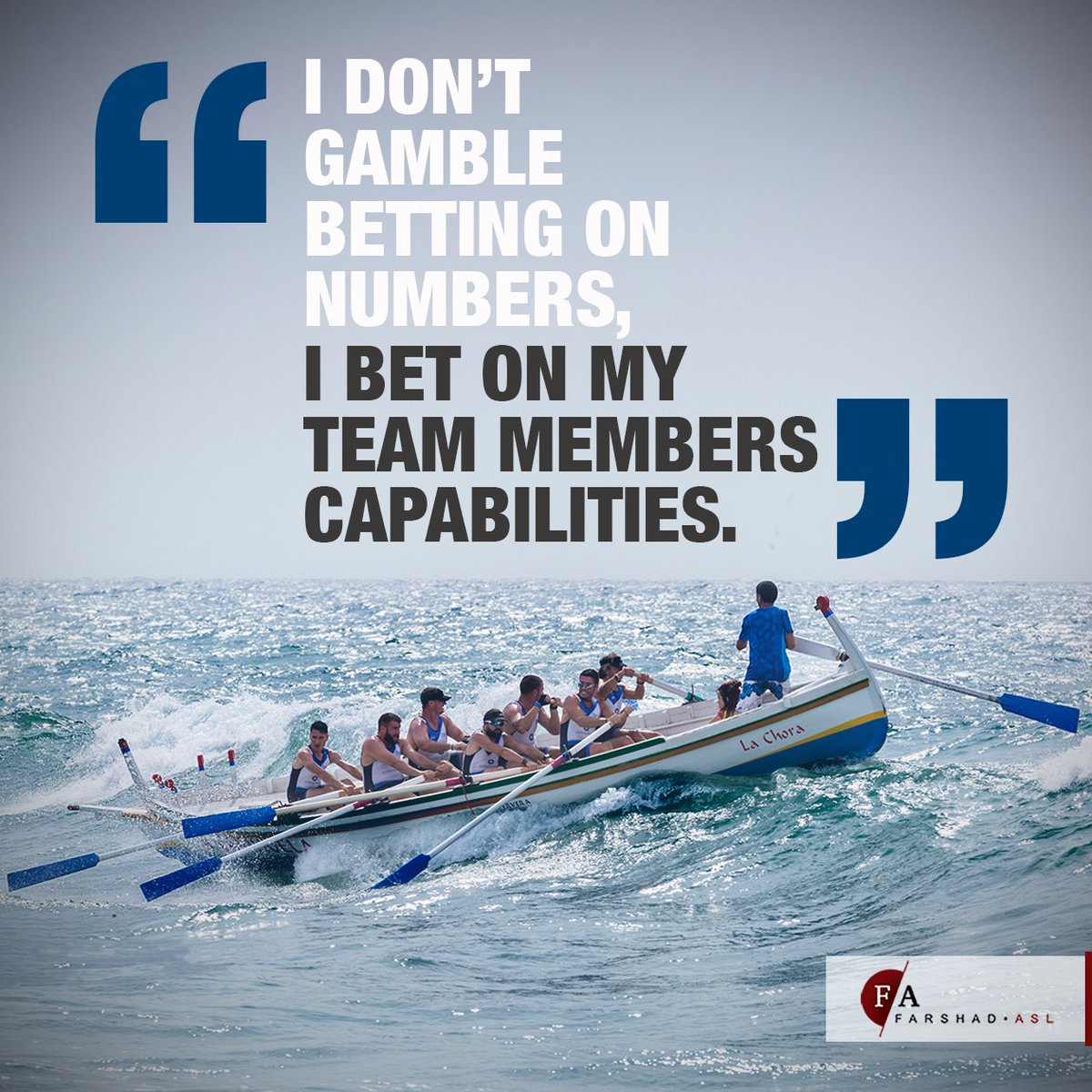 #Leadership #Gambling #Betting on #People not #Numbers https://t.co/UOfNHuAPEZ