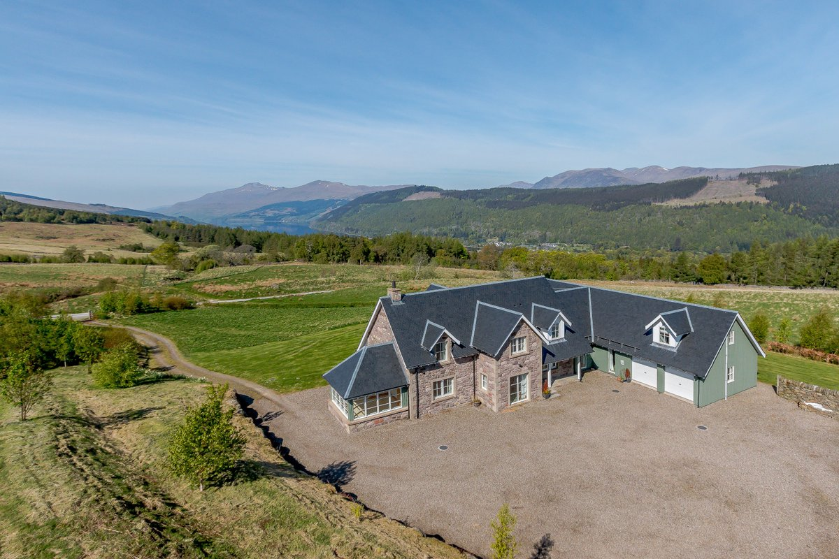 "RT @ScottishField ""What a home - and what amazing views"". https://www.scottishfield.co.uk/homes-gardens/property-2/beautiful-loch-views-from-a-contemporary-home/ … Incredible outlook over Loch Tay to Ben Lawers, Schiehallion and the mountains of Glen Lyon. Find out more at https://www.struttandparker.com/properties/bolfracks-1 … #Scottishproperty #contemporaryhomes #views #Perthshire #LochTay"