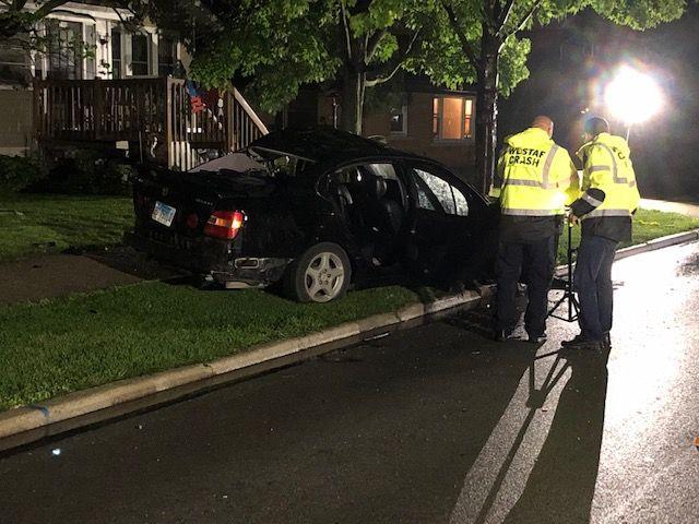 riverside il accident chicago man killed in in front of 90 e burlington car crash. Black Bedroom Furniture Sets. Home Design Ideas