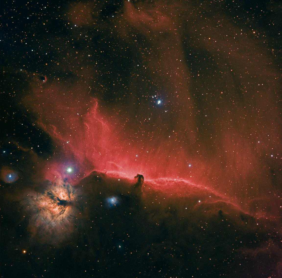 horsehead nebula pictures - HD1094×1080