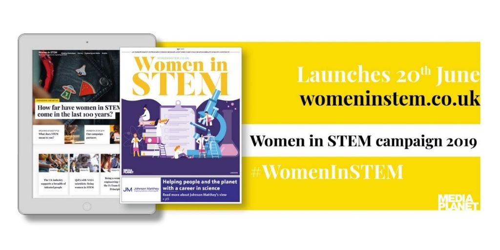 Launching today: we've worked on the Women in STEM campaign with @UKWomeninSTEM. Read more about how employers are supporting women in STEM from experts and industry leaders #WomenInSTEM bit.ly/2CAA3CK