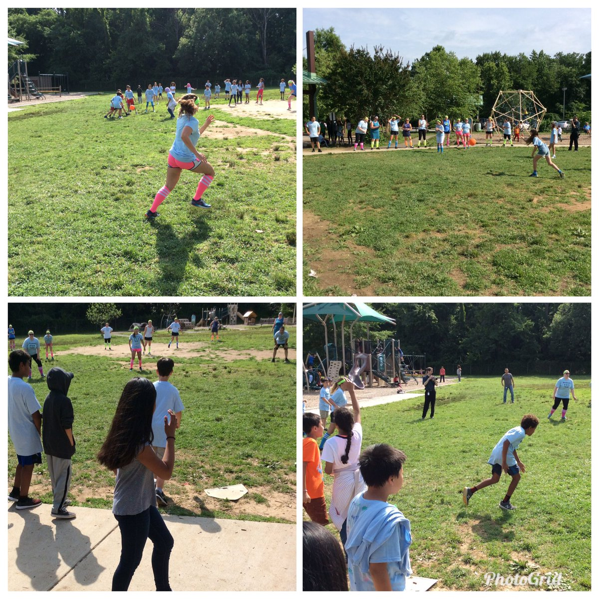Great teamwork on the part of our crew of fifth grade students during their kickball game against the teachers. We're going to really miss them when they leave us for middle school!  <a target='_blank' href='http://twitter.com/CampbellOutside'>@CampbellOutside</a> <a target='_blank' href='http://twitter.com/CampbellAPS'>@CampbellAPS</a> <a target='_blank' href='http://twitter.com/ELeducation'>@ELeducation</a> <a target='_blank' href='https://t.co/BOZ8TbM46u'>https://t.co/BOZ8TbM46u</a>