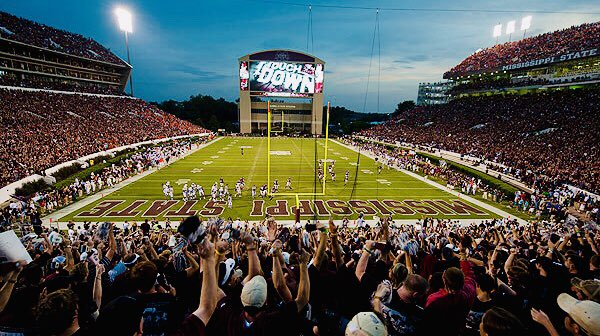"LAST DAY to ""kick it"" (and ""punt it"" and ""snap it"") with @HailStateFB! EXCITED to welcome a great group of specialists to Fabulous StarkVegas! Can't wait to see who has that DAWG in them! #HailState #GoDawgs #DawgMentality"
