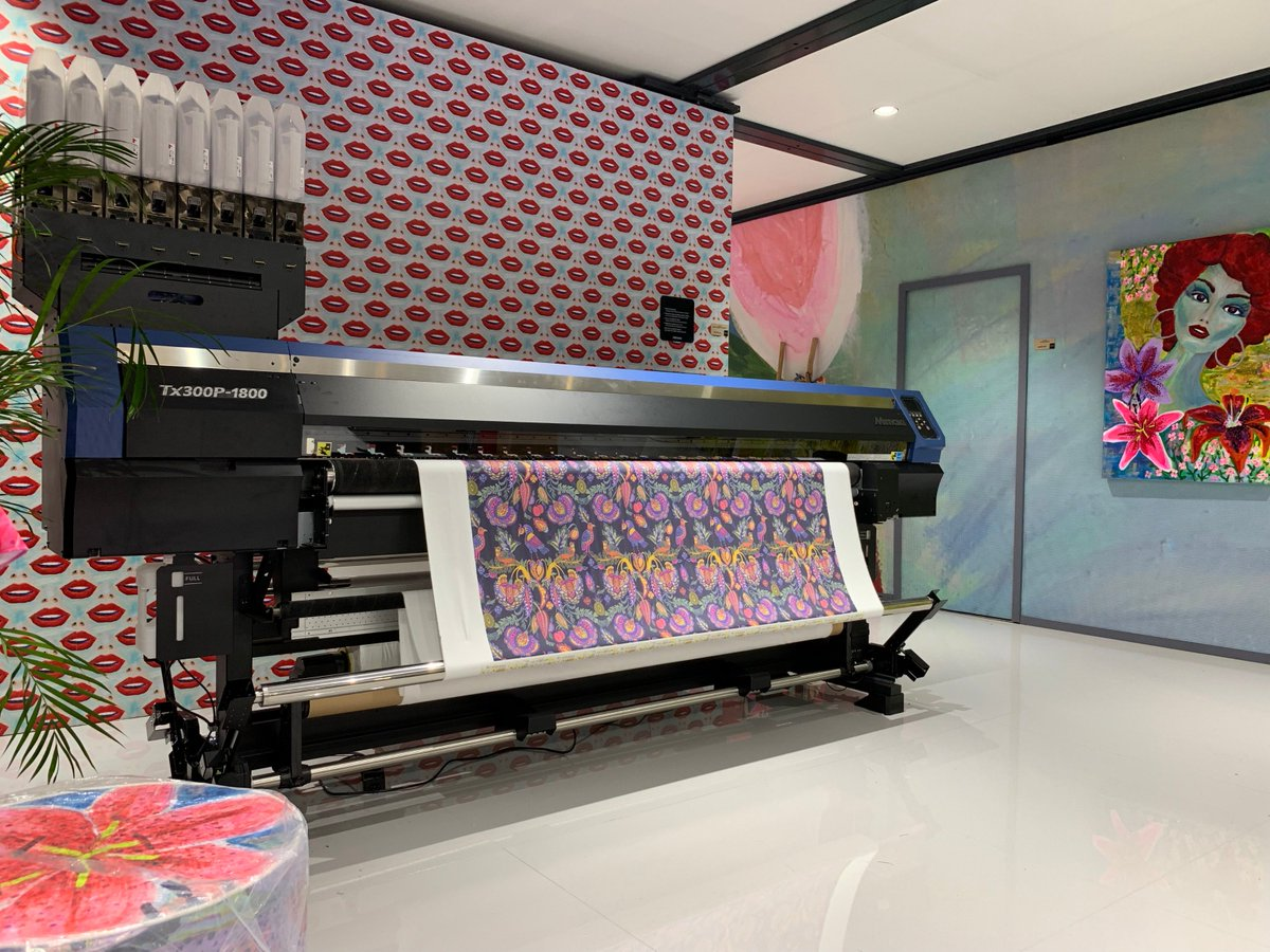 Latest news from #ITMA19 as @MimakiEurope demonstrate new hybrid #textile printer that emphasises accessibility of textile printing. https://www.hybridservices.co.uk/press/news-and-events/mimaki-hybrid-printer-demonstration-at-itma-2019-emphasises-accessibility-of-textile-printing…