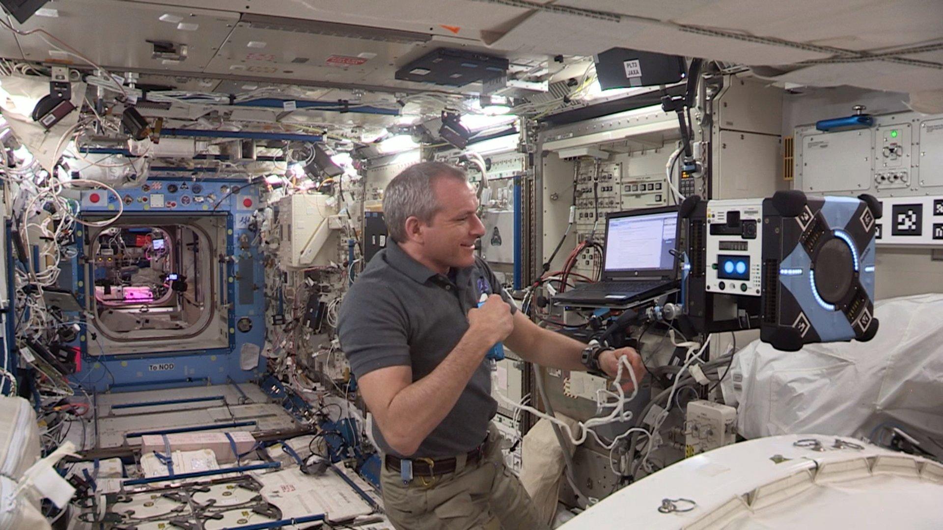 Masturbation on the international space station #4