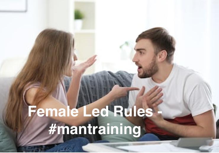 Female led dating