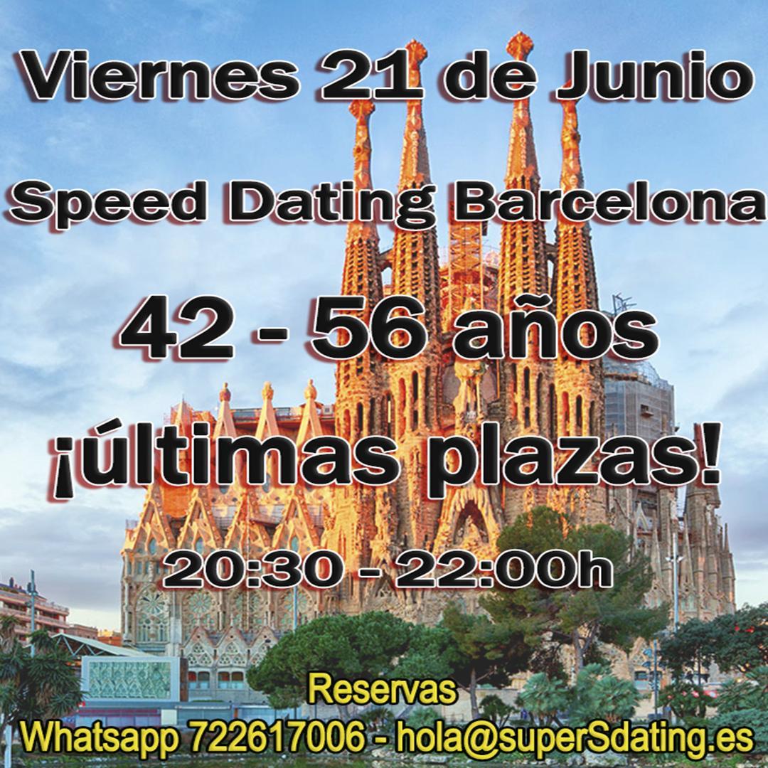 Singles Barcelona Speed Dating