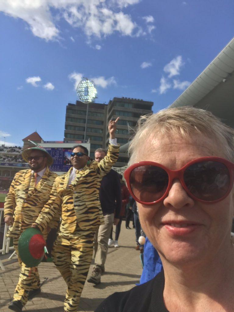 #cwc19 #AUSvsBAN being chased by tigers #trentbridge