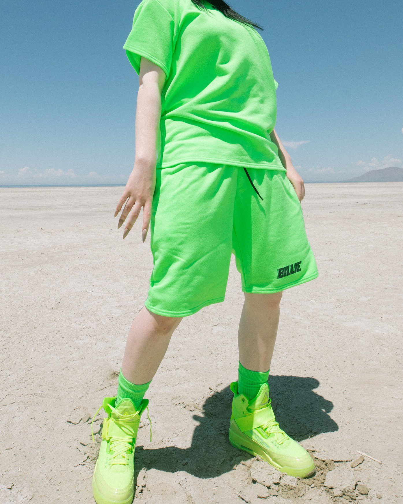 Billie Eilish On Twitter The Billie Green Slime Set Is Available Now In Billie S Official Store Https T Co Dfs5cholz5