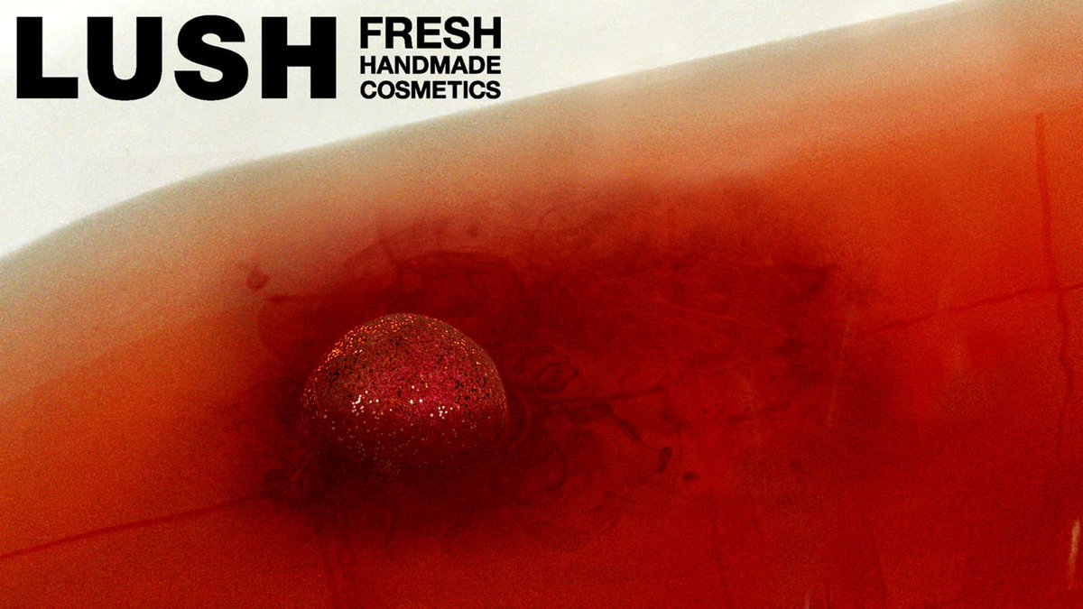 Lush Unveils New Line Of Anti-Aging Youthful Maiden BloodBombs https://trib.al/R3XeVwk