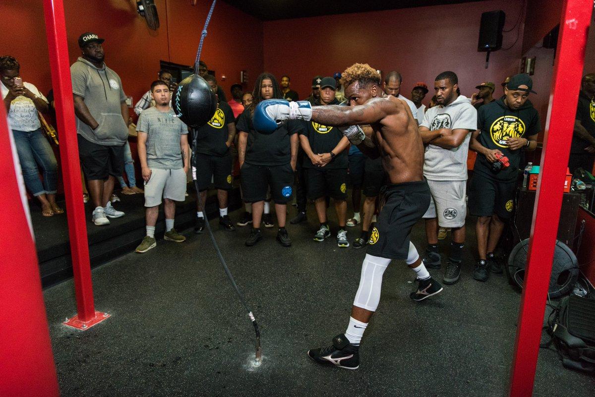 Jermall Charlo vs Brandon Adams, una guerra por el título de peso medio / Foto: Twitter - @ShowtimeBoxing