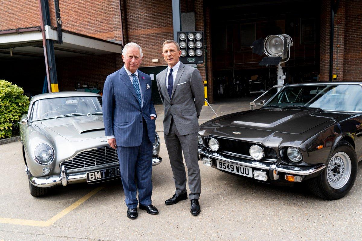 Aston Martin On Twitter News Aston Martin Db5 Aston Martin V8 And Aston Martin Valhalla Will Star In Bond 25 The Latest Instalment In The 007 Franchise Https T Co Fytjfsdwzb