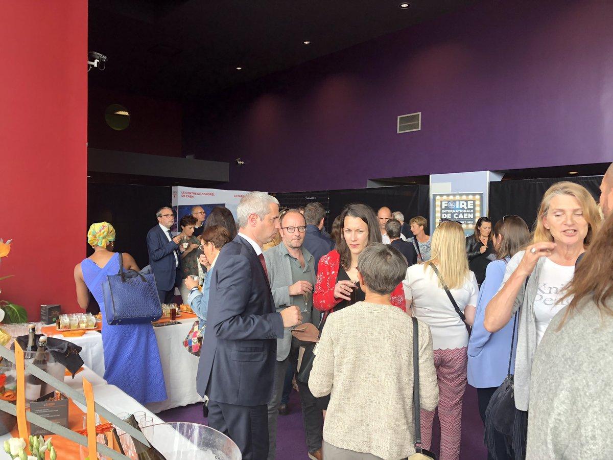 Caen Événements accueille actuellement les partenaires de la Foire internationale de Caen au cinéma Pathé les Rives de l'Orne. #cinema #pathe #partenaires #foireinternationale #caen #parcexpo https://t.co/wO1nYiVg8w