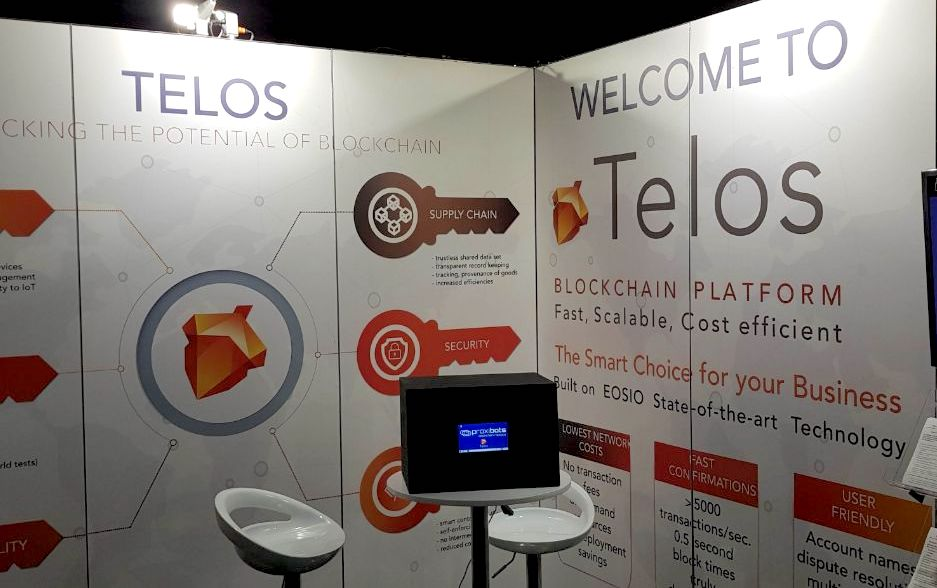 What if you could provide secure🔒physical access to real-world assets in near realtime, with a record of the transaction time-stamped and immutable? 🤔Stay tuned for an exciting announcement from @HelloTelos @Blockchain_Expo #Europe! #BuildOnTelos 💪 #TelosMeansBusiness #eosio