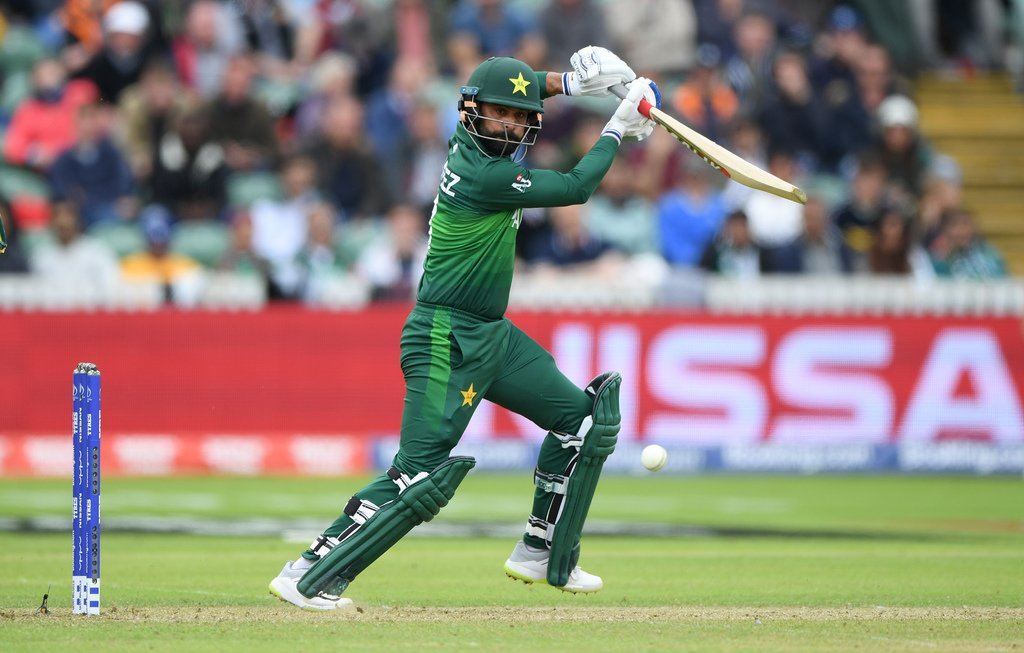 📽️@MHafeez22 backs the team Pakistan and reviews the #CWC19 journey to date.#WeHaveWeWill